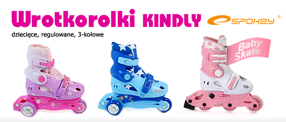 Wrotkorolki Kindly, Baby Skate